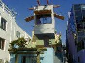 Frank Gehry Venice Beach House, Venice,