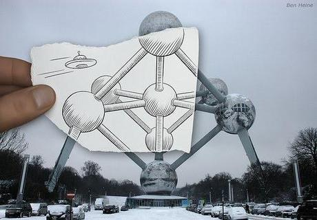 Pencil Vs Camera By Ben Heine 8