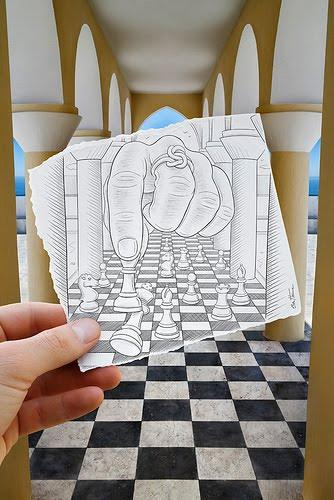 Pencil Vs Camera By Ben Heine 4
