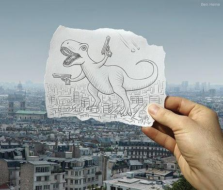 Pencil Vs Camera By Ben Heine 6