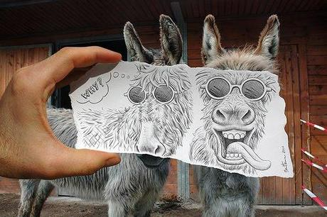Pencil Vs Camera By Ben Heine 5
