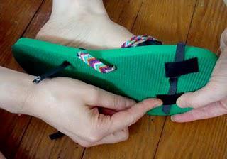 Twice Saved Flip Flops: Part 1