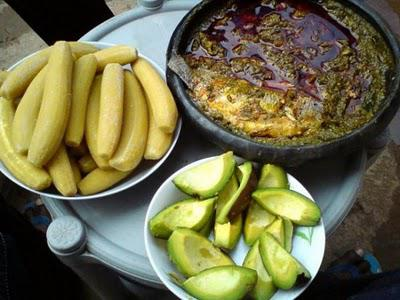 Fufu or bust - a culinary visit to Ghana