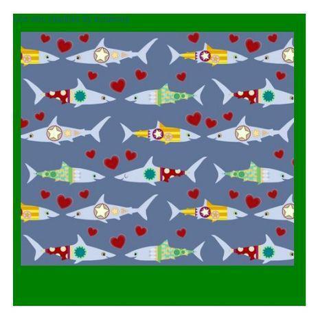 Shark fabric