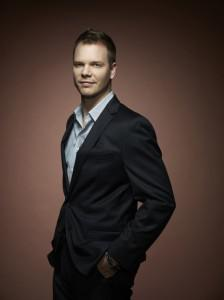 Jim Parrack (True Blood's Hoyt Fortenberry)