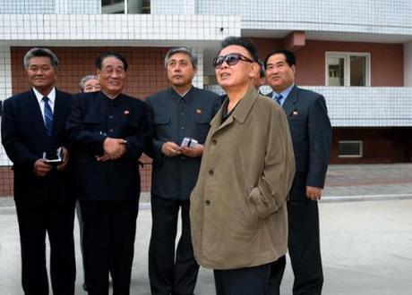 North Korean leader Kim Jong-il visits Siberia (by bullet-proof train) for secretive Russian talks