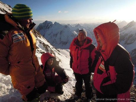 Karakoram 2011: International Team Safely Off K2