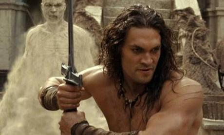 Conan the Barbarian re-make doesn't slay the critics