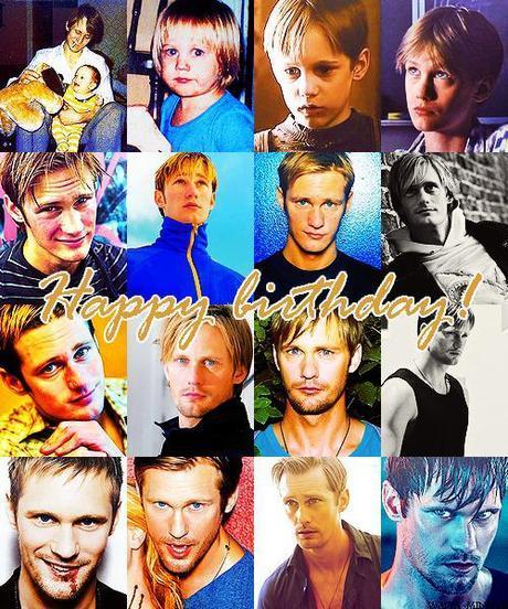 Happy 35th Birthday Alex!