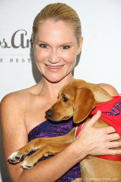 True Blood Stars Support Amanda Foundation – Patterns For Paws