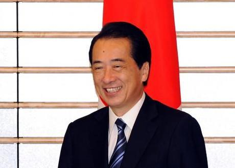 Naoto Kan resigns, Japan loses its fifth PM in five years
