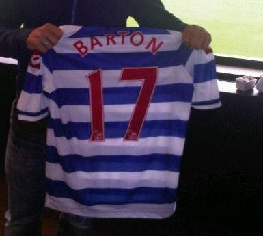 Wildcard Joey Barton signs for Tony Fernandes' Queens Park Rangers, fans go wild