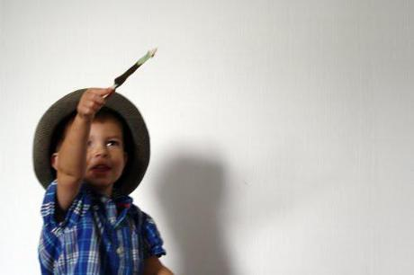 super stick ..kid art