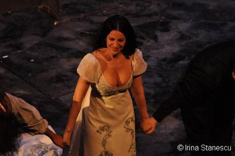 Tosca at ROH, in photos