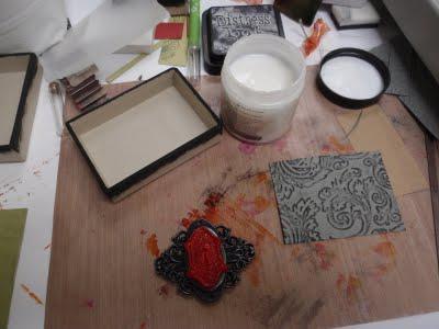 Printers Tray Workshop