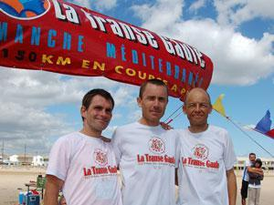Transe Gaule 2011 – Results