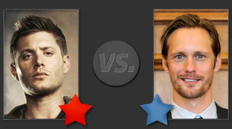 Celebufight Match: Jensen Ackles VS Alexander Skarsgard