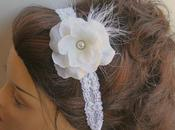 New! Versatile Satin Bridal Headbands