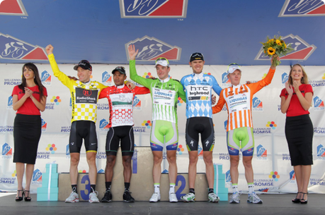 USA Pro Cycling Challenge: Levi Wins!