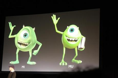 Monsters University: First Look
