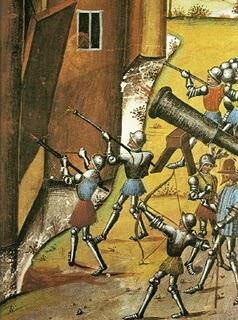 Did gun control cause the black plague?