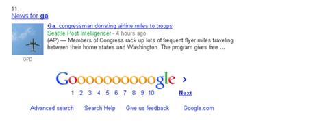 GA related - Google Search
