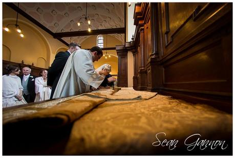 The Lady Chapel at Westminster Cathedral Wedding Photography 020
