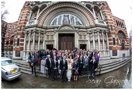 The Lady Chapel at Westminster Cathedral Wedding Photography 022