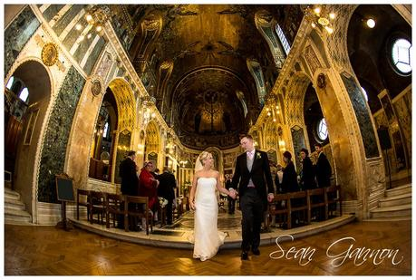 The Lady Chapel at Westminster Cathedral Wedding Photography 019