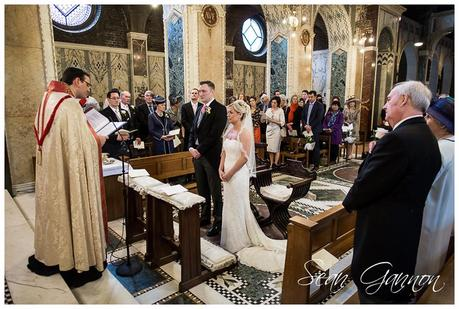 The Lady Chapel at Westminster Cathedral Wedding Photography 012