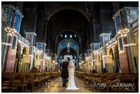 The Lady Chapel at Westminster Cathedral Wedding Photography 010