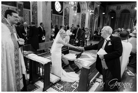 The Lady Chapel at Westminster Cathedral Wedding Photography 017