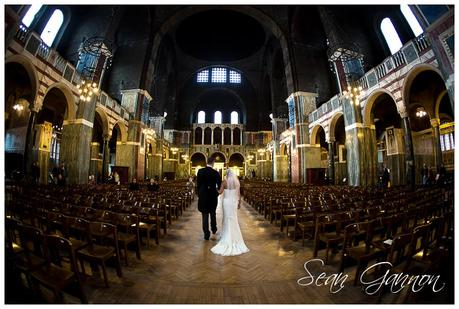 The Lady Chapel at Westminster Cathedral Wedding Photography 021