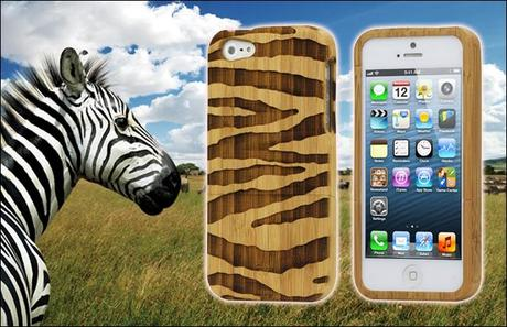 Cover for iPhone 5 - Zebra