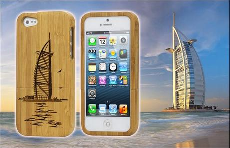 Cover for iPhone 5 - Burj al Arab