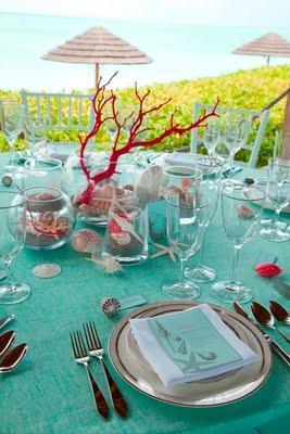 coral wedding, coral wedding centerpiece, coral wedding decorations, coral weddings