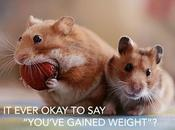 Tell Someone They've Gained Weight
