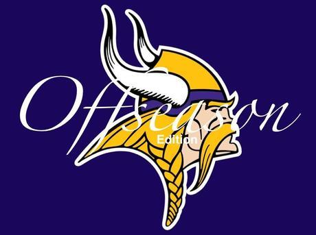 Vikings Offseason Cover