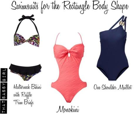 Swimsuits - Rectangle