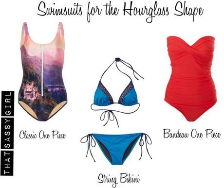 Swimsuits - Hourglass