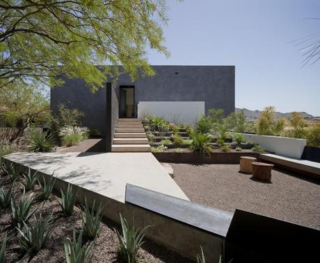 Dialogue House by Wendell Burnette Architects 2