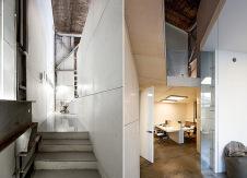 Nefaresearch Architectural Studio Office by Nefa Research
