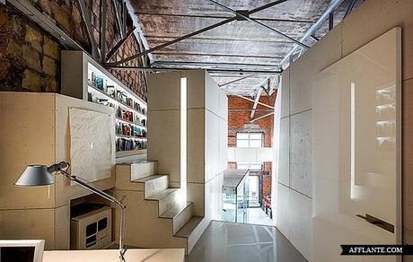 Nefaresearch Architectural Studio Office by Nefa Research 8