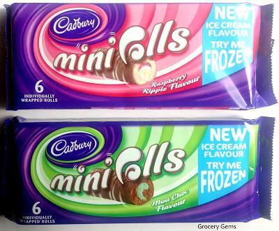 Cadburys Mini Roll Advert Cadbury Mini Rolls Ice Cream