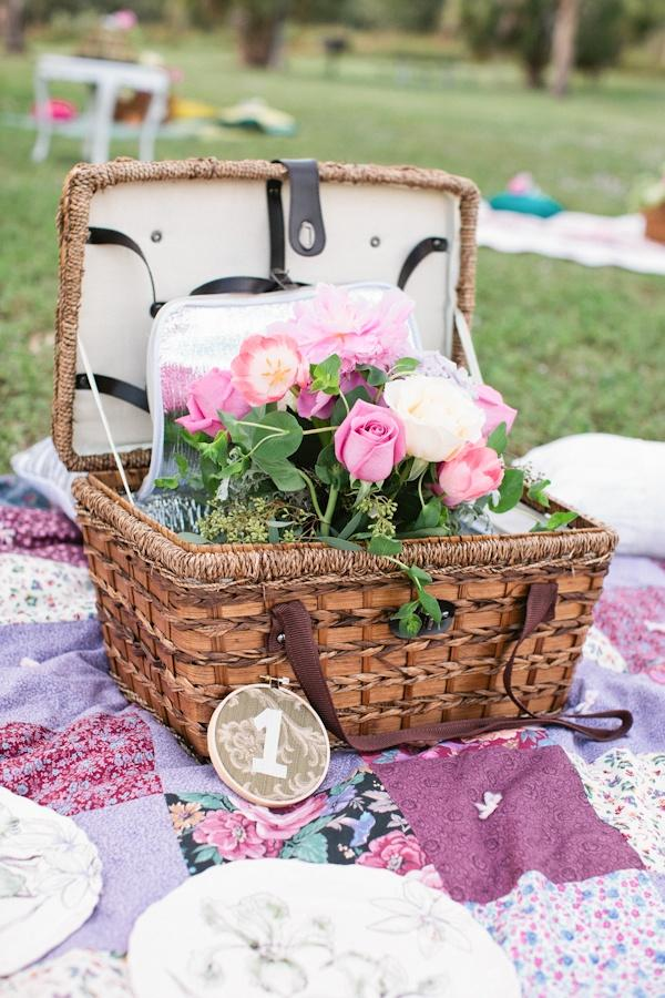 Fun Summer Wedding Reception Theme Picnic Paperblog