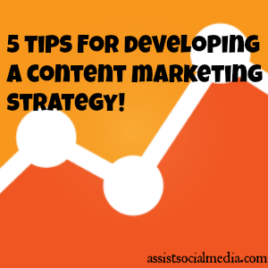 developing a seo content marketing strategy
