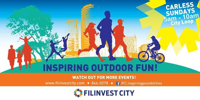 Car-less Sundays At Filinvest