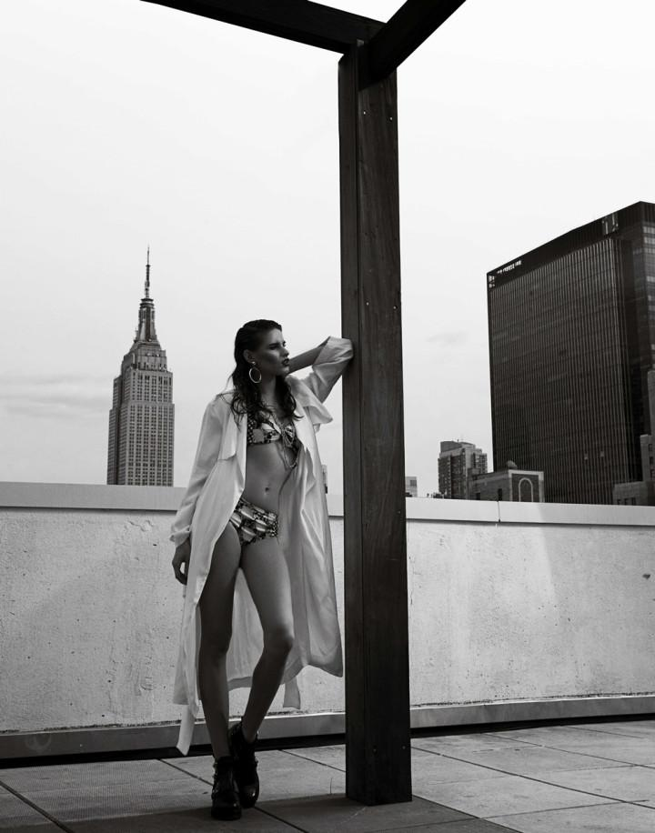 Vic by Yuki Takeuchi & Ezgi Hafizoglu for 'New York New York' Story 6