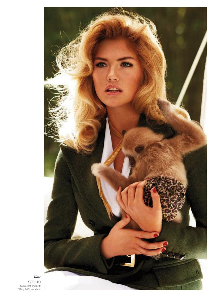 Kate Upton by Sebastian Faena for Harper's Bazaar Australia May 2013 2