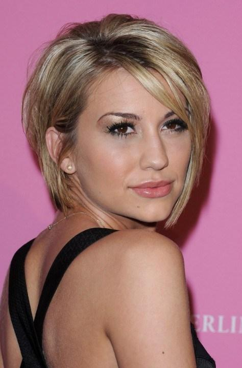 Picture of Chelsea Kane Graduated Bob Hairstyle 2013-Sexy or sexy?